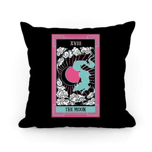 Creepy Cute Tarots: The Moon Pillow