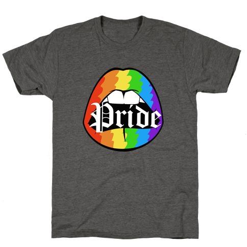 Pride Lips  T-Shirt