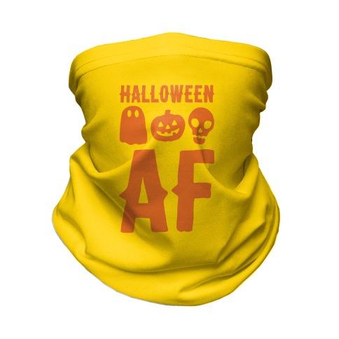 Halloween AF Neck Gaiter
