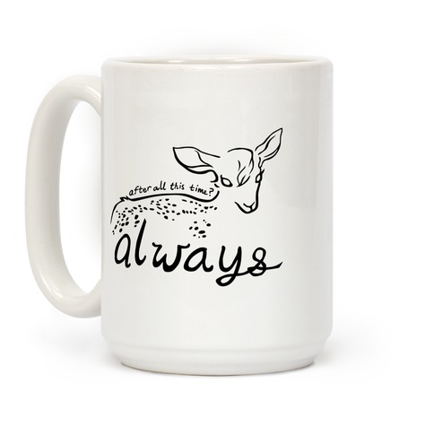 Always (Severus Snape) Coffee Mug