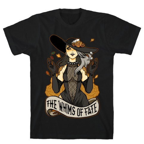 The Whims of Fate Sae Niijima T-Shirt
