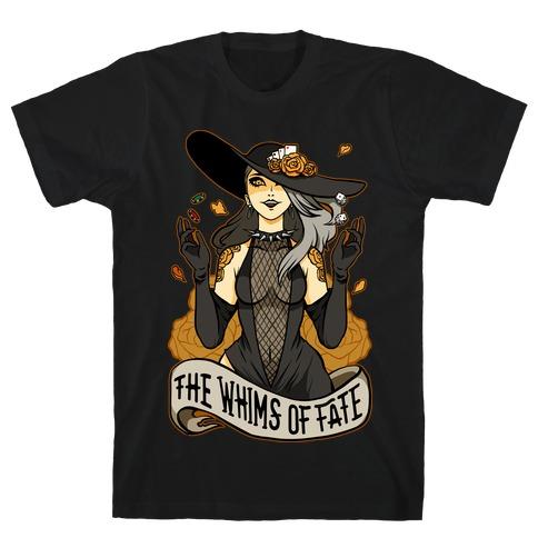 The Whims of Fate Sae Niijima T-Shirt