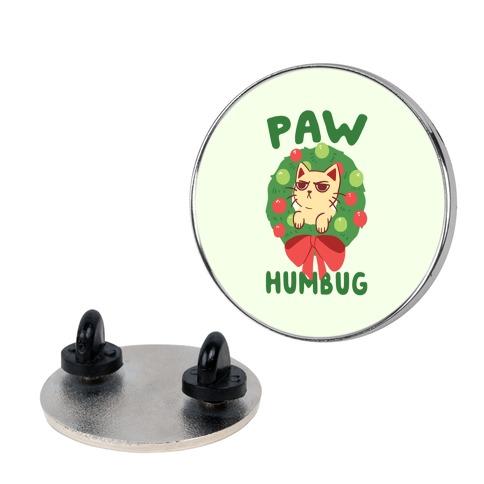Paw Humbug  pin