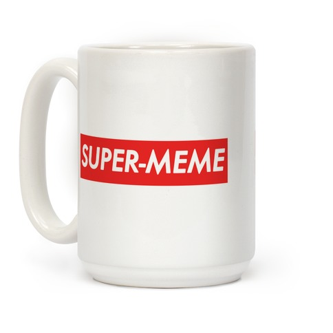 Super-Meme Coffee Mug