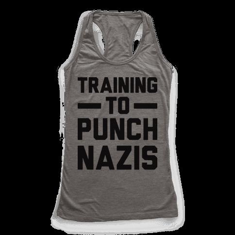 Training To Punch Nazis