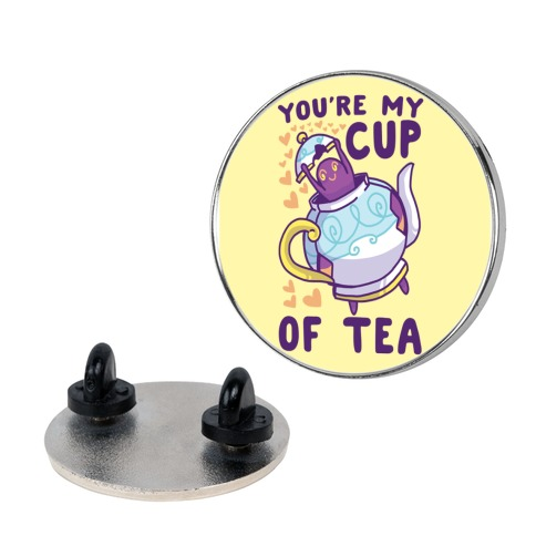 You're My Cup of Tea - Polteageist Pin