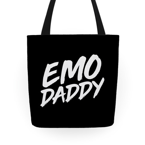 Emo Daddy Tote
