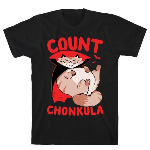 Count Chonkula T-Shirt