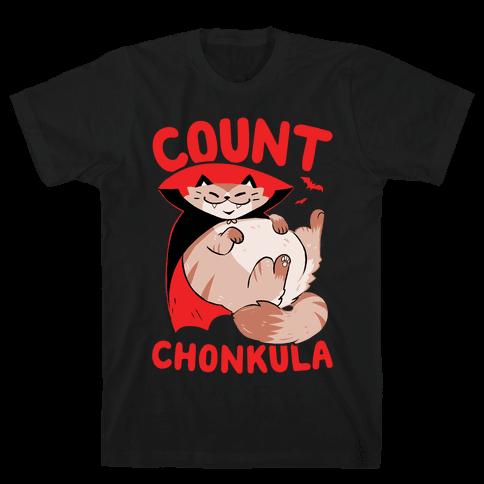 Count Chonkula Mens/Unisex T-Shirt