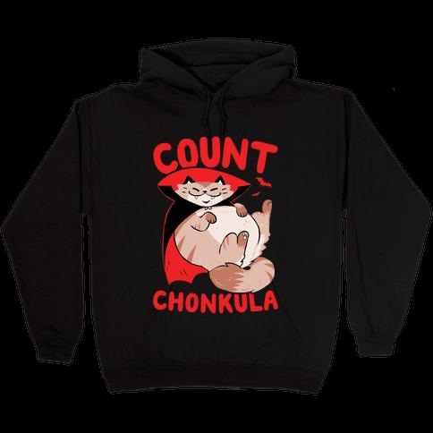 Count Chonkula Hooded Sweatshirt