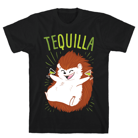 TeQUILLa Mens/Unisex T-Shirt