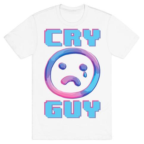 Cry Guy Sadboi T-Shirt
