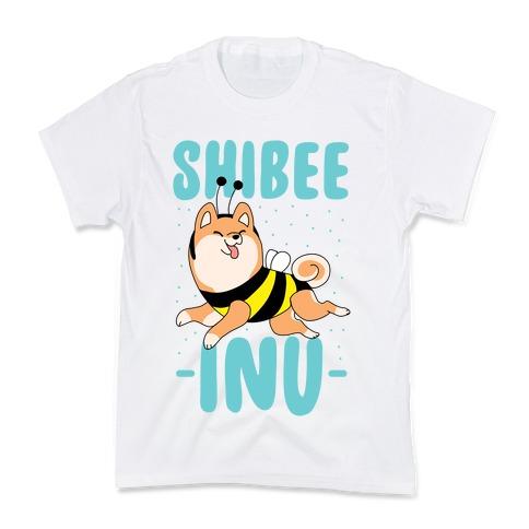 Shibee Inu Kids T-Shirt
