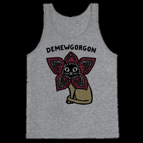 Demewgorgon Parody Tank Top