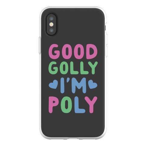 Good Golly, I'm Poly Phone Flexi-Case