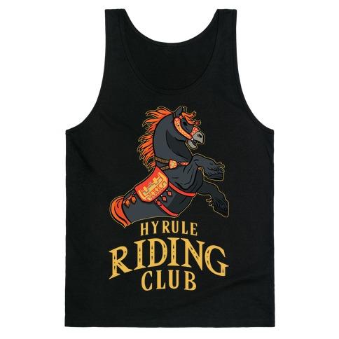 Hyrule Riding Club Tank Top