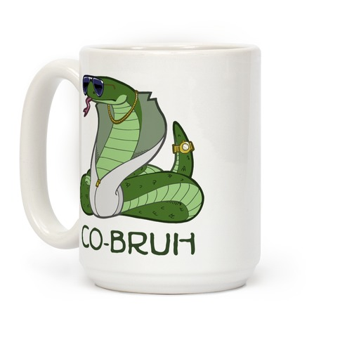 Co-Bruh Coffee Mug