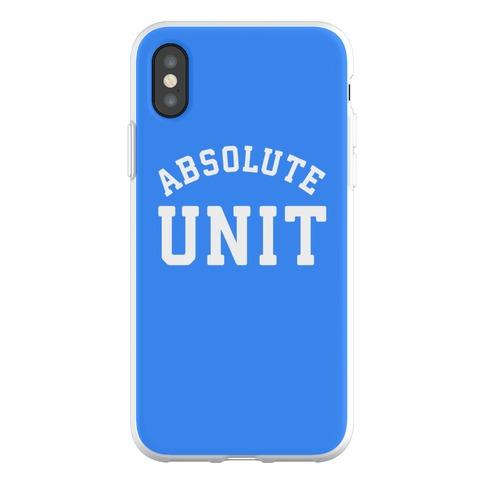 Absolute Unit Phone Flexi-Case