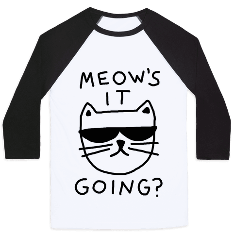 Meow's It Going