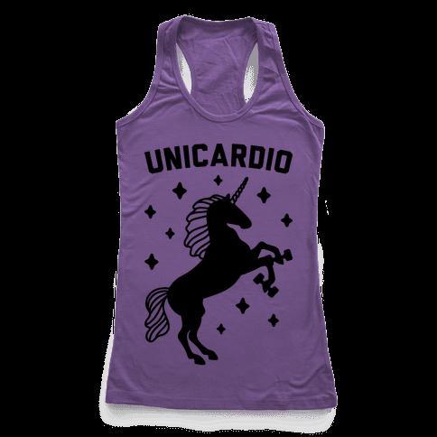 Unicardio Racerback Tank Top
