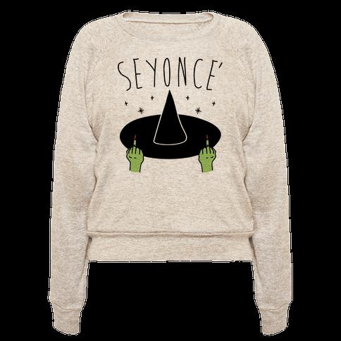 Seyonce' Parody Pullover