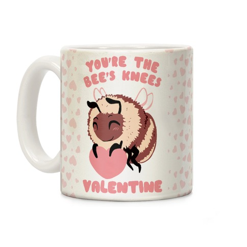 You're The Bee's Knees, Valentine Coffee Mug