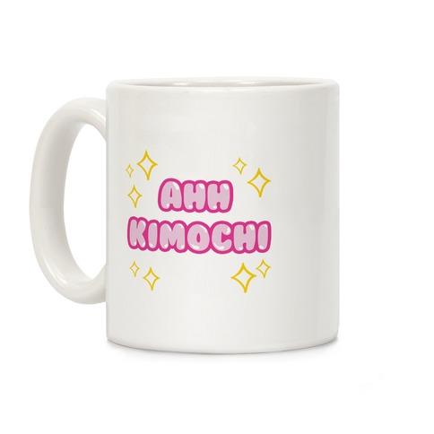 Ahh Kimochi Coffee Mug