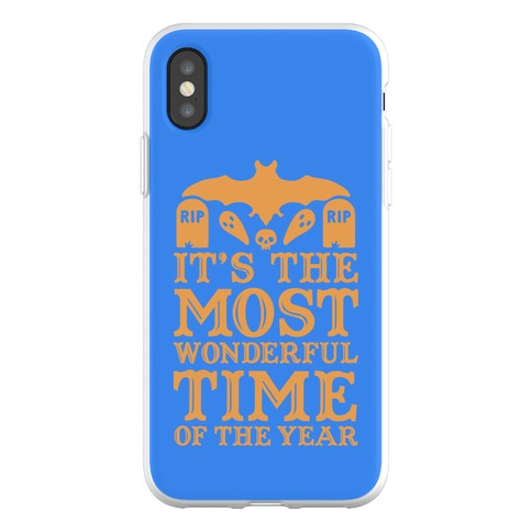 It's the Most Wonderful Time Of The Year Phone Flexi-Case