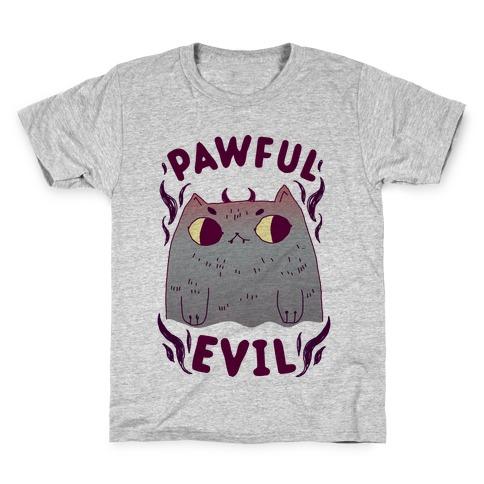 Pawful Evil Kids T-Shirt