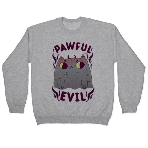Pawful Evil Pullover