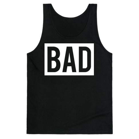 Bad (Bad and Boujee Pair) Tank Top