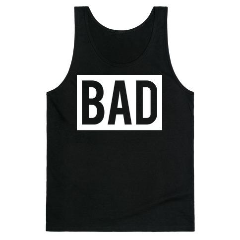 Bad (Bad and Boujee Pair) Tank Top