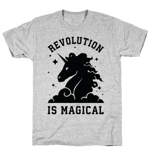 Revolution is Magic T-Shirt