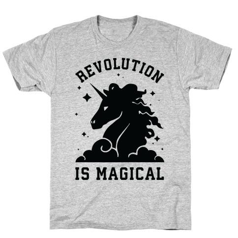 Revolution is Magic T-Shirt