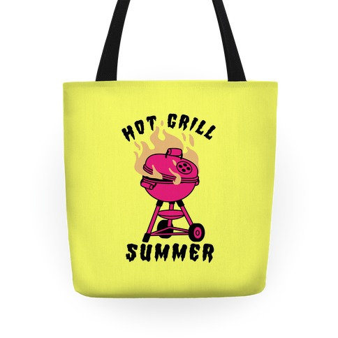 Hot Grill Summer Tote