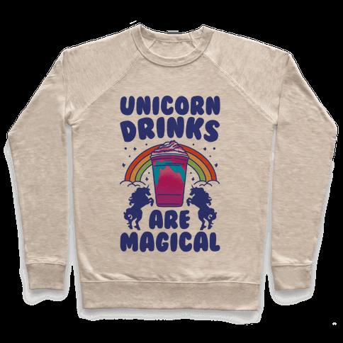 Unicorn Drinks Are Magical Parody