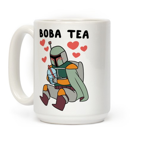 Boba Fett Tea Coffee Mug