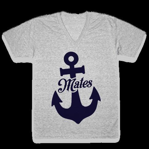 Ship Mates (Mates) V-Neck Tee Shirt