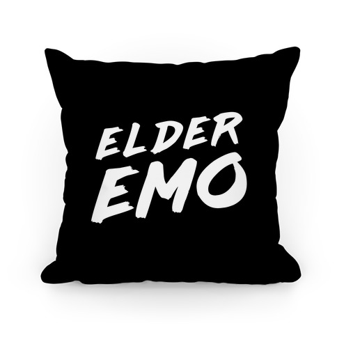 Elder Emo Pillow