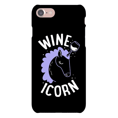 Wineicorn Phone Case