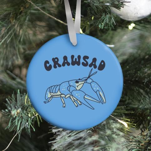 Crawsad Ornament