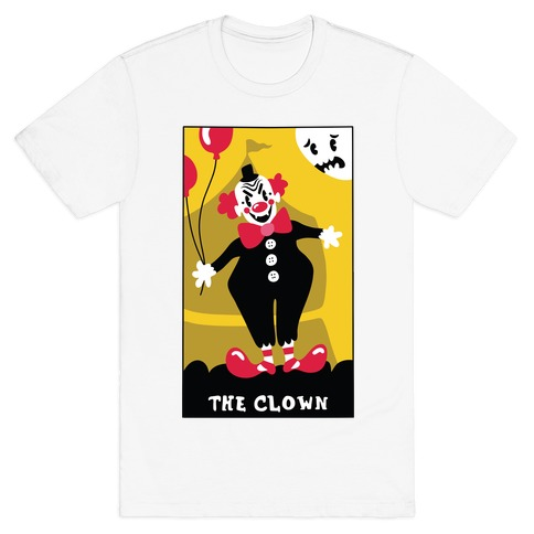 The Clown Tarot T-Shirt