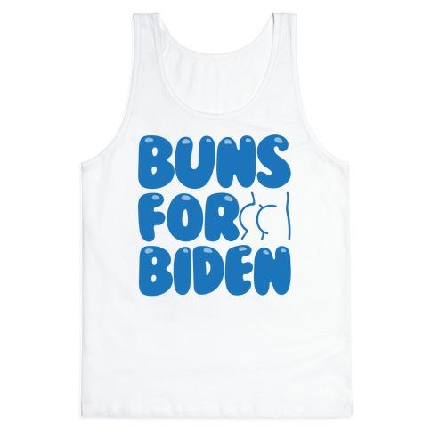 Buns For Biden Tank Top