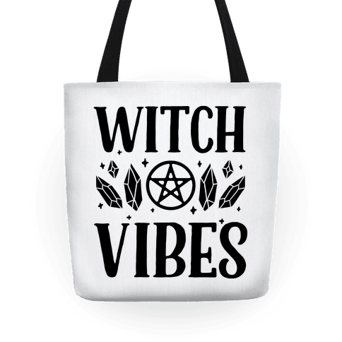 Witch Vibes Tote