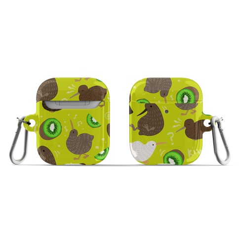 Kiwi Pattern AirPod Case