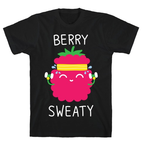 Berry Sweaty T-Shirt