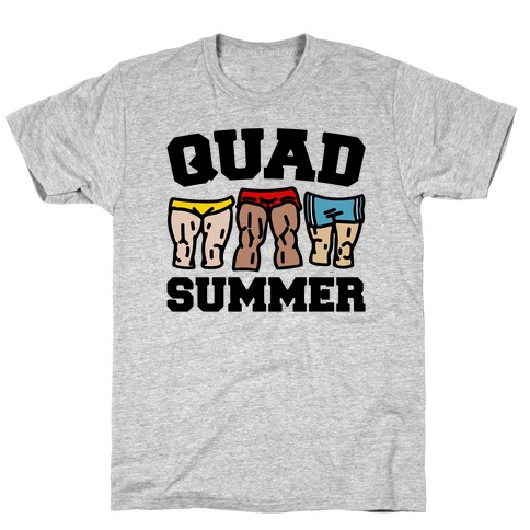 Quad Summer T-Shirt