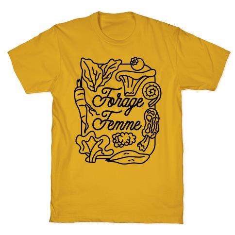 Forage Femme T-Shirt