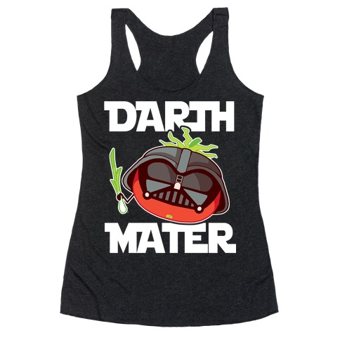 Darth Mater Racerback Tank Top