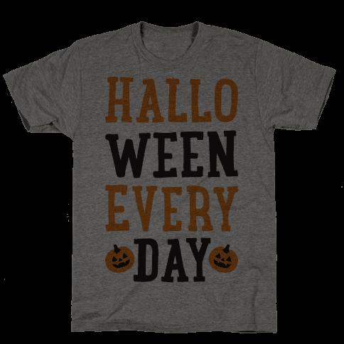 Halloween Every Day
